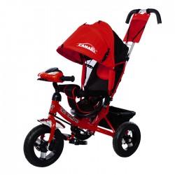 Велосипед  трехколесный Tilly Camaro red