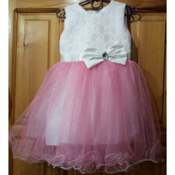 Платье Розовая юбка