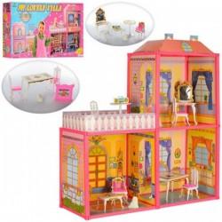 Кукольный дом  2 этажа