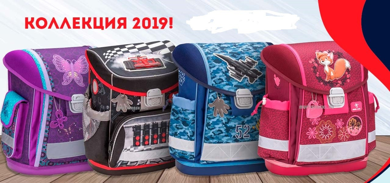 Школьные рюкзаки 2019